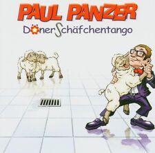 """PAUL PANZER """"DÖNERSCHÄFCHENTANGO"""" CD NEU!!!!!"""