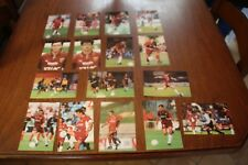 16 PHOTOS CHAMPIONNAT DE FRANCE  FOOTBALL 1999/2000 / FC METZ  / NO PANINI