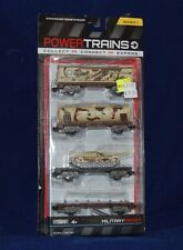 Power Trains Series 1 Military Freight with Tank