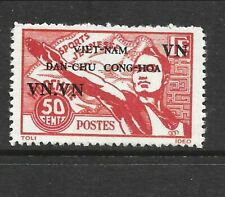 NORTH VIET NAM - VIET MINH Sc 1L4 NH issue of 1945 - OVERPRINT ON 242