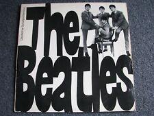 The Beatles-Same LP-1964 Germany-Deutscher Schallplattenclub-E 043