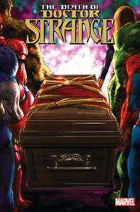 Death of Doctor Strange #2 - Bagged & Boarded