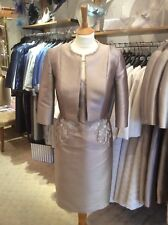 John Charles 26307 Lace Detail Mother of Bride Dress and Jacket Size 10