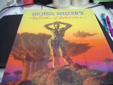 Michael Whelan/s Works of Wonder  Signed 1st ED
