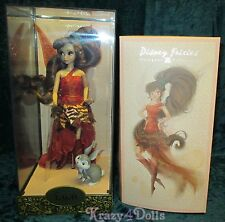 Disney Fairies Designer Collection Limited Edition Designer Doll Fawn NEW!
