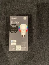 Sealed C by Ge A19 Led Full Color Smart Bulbs Dimmable Color Changing Bulb