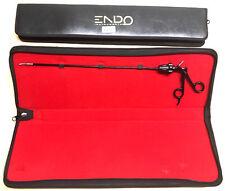 Endo - 130 450 mm-ciseaux courbés 45 cm laparoscopy endoscopie vétérinaire
