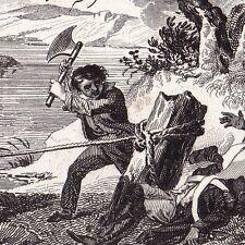 Joseph Agricol Viala Avignon Révolution Française Rivière la Durance 1835