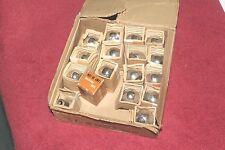 BOX OF RARE SILVER BULBS FOR VIEWLEX SLIDE PROJECTOR