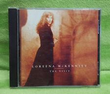 The Visit by Loreena McKennitt (CD, Sep-2003, Warner Bros.)
