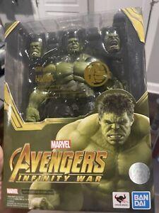 S.H.Figuarts HULK (Avengers: Infinity War) - New MISB