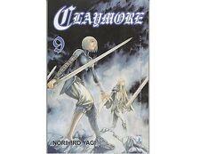 CLAYMORE 9 - MANGA STAR COMICS - NUOVO