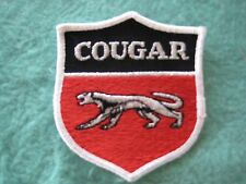 "Vintage Ford Mercury Cougar XR 7 Racing Patch 2 7/8"" X 3 1/4"""