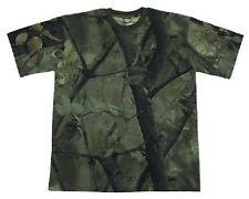 US Hunter Green Outdoor Shirt Hunting Camouflage T-Shirt XXXL