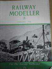 Railway Modeller 2 1956