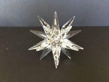 Swarovski Medium Star Candle Holder – Nib–7600Nr143001