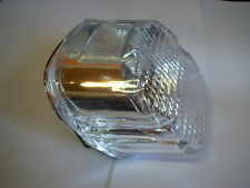 Lay Down Clear Tail light lens to fit Harley-Davidson 2000 to 2003 519517