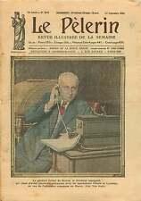 Portrait General Miguel Primo de Rivera Espana Spain Espagne 1925 ILLUSTRATION