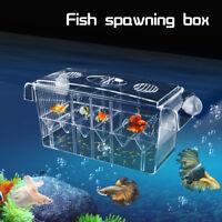 Poissons d'Aquarium Réservoir Flottant Élevage alevin Caissette Écloserie