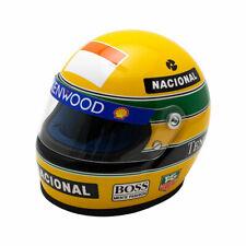 Mini Helmet Casque Ayrton Senna 1993 McLaren 1/2 New