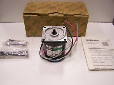OM Oriental Motor 31K15GN-AUL Induction Motor 1500 RPM 115V 60Hz New