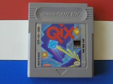 QIX - GAMEBOY - GB