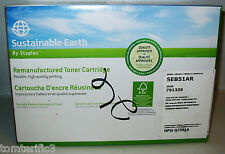 Staples Black Toner Cartridge Sustainable Earth New seb51ar for HP Q7551A (HP51)
