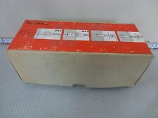 25-Stück-Packung Hilti HGS M8/20 Gas concrete anchors Hilti 63412/1 unused boxed