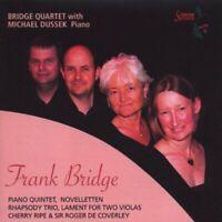 Bridge Quartet - Bridge: Chamber Music [CD]