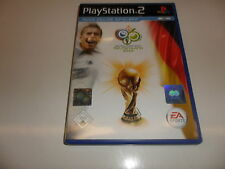 PlayStation 2  PS 2  FIFA Fussball-Weltmeisterschaft Deutschland 2006