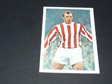 259 HENRY BURROWS STOKE CITY POTTERS FKS PANINI FOOTBALL ENGLAND 1970-1971