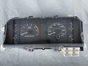 87-89 Mustang FLAWLESS 140 MPH Instrument Cluster Speedometer 5.0 1987-1989 A