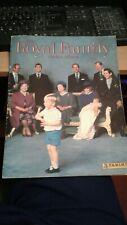 Complete Panini The Royal Family Sticker Album