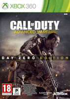 Call of Duty: Advanced Warfare (Xbox 360) - Day Zero Ed MINT- 1st Class Delivery