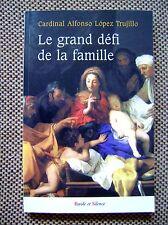 Livre Le grand défi de la famille /Y17