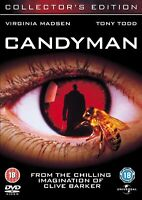 Candyman - Collector's Edition - Virginia Madsen, Tony Todd NEW REGION 2 DVD PAL