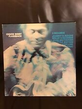vinyl records- Chuck Berry- Flashback - VG Condition, Double Album.