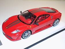 1/18 Looksmart MR Ferrari F430 Scuderia Rosso Corsa /Grey Leather 25 pcs