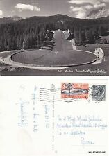 "# Cortina d' Ampezzo: trampoline Olympic ""ITALY"" 1960"