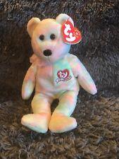 Ty Beanie Baby Celebrate The 15 Years Bear Retired, 2001 Brand New!