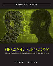 Ethics and Technology Third Edition - Herman T. Tavani