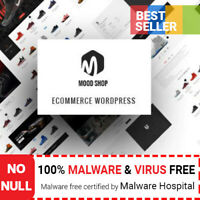 ✅ Moodshop - Modern eCommerce  - (original) Not Null 100% Genuine