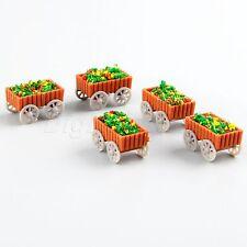1:75 Scale Handmade Plastic Model Festooned Vehicle Float Gifts DIY Craft