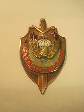 Military Pin Badge. USSR. Russia.