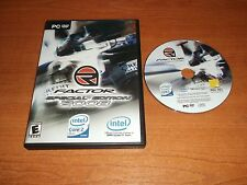 R FACTOR RFACTOR FORMULA 1 F1 SPECIAL EDITION 2008 -  PC-DVD FAST POST