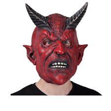 Diable Démon Masque Halloween Déguisement Adulte Accessoire Neuf