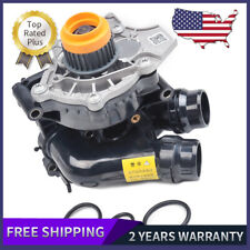 Water Pump Thermostat For VW Tiguan Jetta GTI CC AUDI A3 A4 A5 2.0TFSI EA888