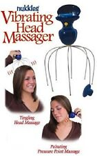 Nukkles Vibrating Head Massager & Pressure Point Massager All In One! Free ship!