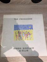 Hinds, Sinclair & Ellis – The Producers - LP Vinyl Record Soul