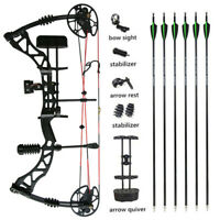 """Details about  /32/"""" Archery Carbon Arrows SP1200 Recurve Compound Bow Target Hunting Shooting"""